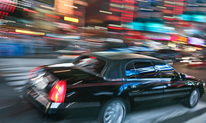 Airport Ride Limo - Boston: One-Way Airport Transportation from Airport Ride Limo (46% Off)