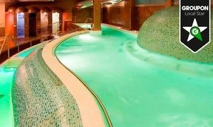 Aquae 2000 Sport Center : Circuito spa para dos por 19,95 € y con higiene facial, masaje corporal o masaje podal y presoterapia desde 34,95 €