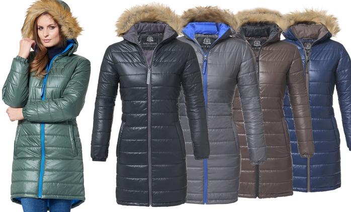 Abrigo 3/4 para mujer Nebulus disponible en varios colores y tallas por 54,99 € (77% de descuento)