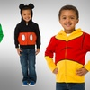 Toddler Character Hoodies
