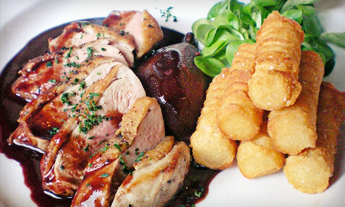 Sur La Place - Foxhall - Palisades: $20 for $40 Worth of Belgian Cuisine at Sur La Place