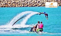 Full Day Water Sports Experience for 1 ($99) 2 ($198) or 4 People ($396) with Ultimate Watersports (Up to $1,000 Value)