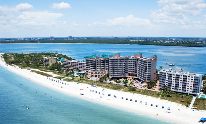 Family Friendly Beach Resort In Fort Myers