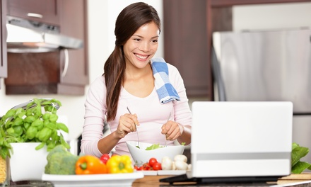 $5 for an Accredited Online Diet for Beauty & Health Course from Trendimi ($229 Value)