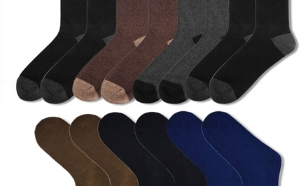 K. Bell Men's Marl 4-Pack or Xtreme Soft 3-Pack of Socks.