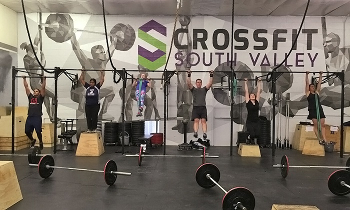 CrossFit South Valley - Crossfit South Valley: Intro Classes with 6 or 12 Classes, or 6 or 12 Advanced Classes at CrossFit South Valley (Up to 85% Off)