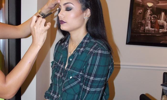 Lina Zuniga Make-up Workshop - Miami: Makeup Lesson and Application from Lina Zuniga Make-Up Workshops (40% Off)