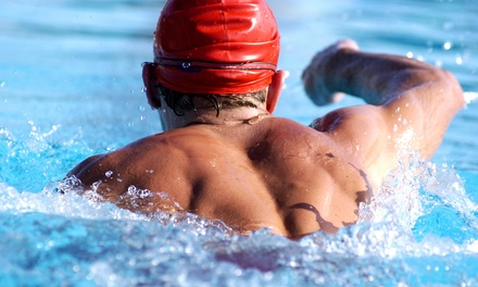 Up to 56% Off 5 or 10 Swimming Passes at Peak Performance Aquatics