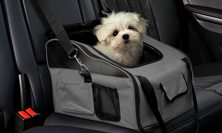 for a Durable Pet Travel Carrier or Soft Portable Kennel in a Range of Colours and Sizes