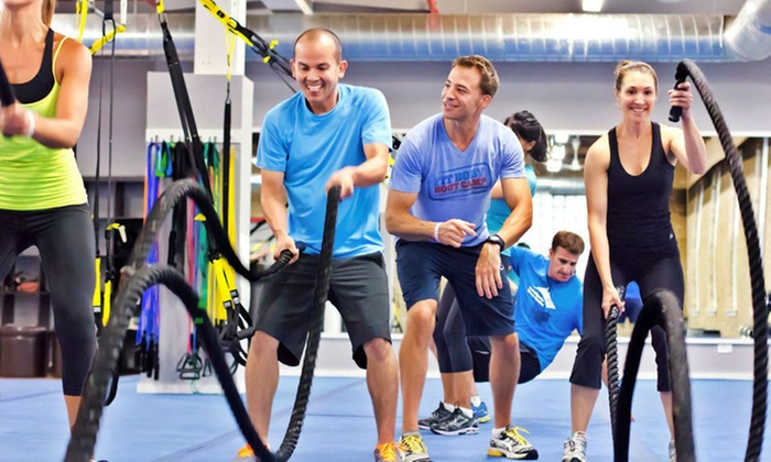 Fit Body Boot Camp Newport Beach - FBBC Newport Beach: $35 for $185 Worth of Fitness and Conditioning Classes at Fit Body Boot Camp Newport Beach