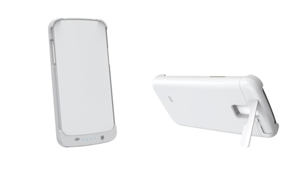 Urge Basics Galaxy S4 Power Bank Case in White