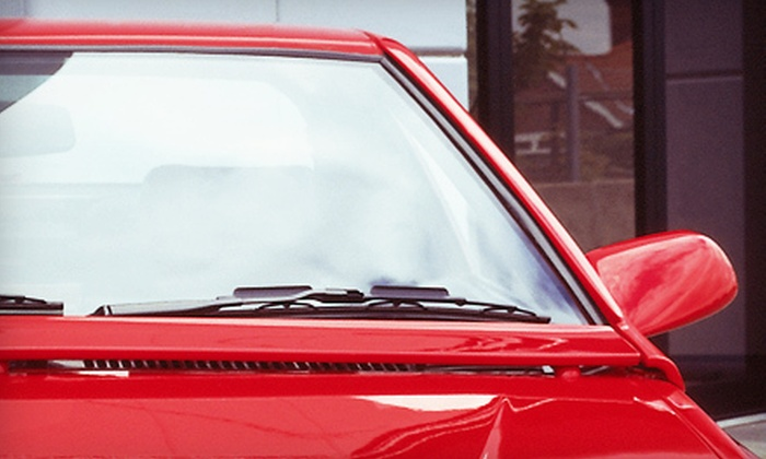 Auto Glass Express - Berkeley: $35 for Up to Three Windshield-Chip Repairs at Auto Glass Express in Berkeley ($70 Value)
