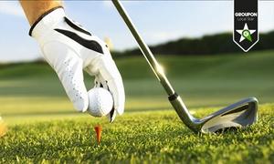 Golf Club Colli Euganei: 3 o 6 lezioni di golf (sconto fino a 72%)
