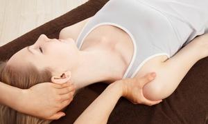Shiatsu Grobusch: 60 Min. Shiatsu-Therapie inkl. Gespräch und Beratung bei der Heilpraktikerin Gisela Grobusch (56% sparen*)