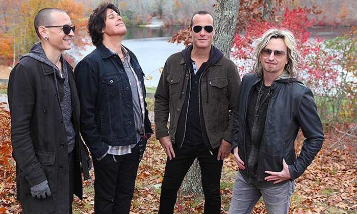 Stone Temple Pilots - Bogart's: Stone Temple Pilots and a Concert Poster on September 22 at 8 p.m.
