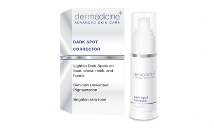 groupon daily deal - Dermedicine Advanced Skincare Dark Spot Corrector