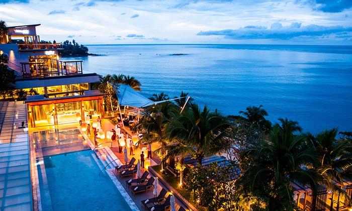 cape sienna phuket hotel and villas groupon. Black Bedroom Furniture Sets. Home Design Ideas