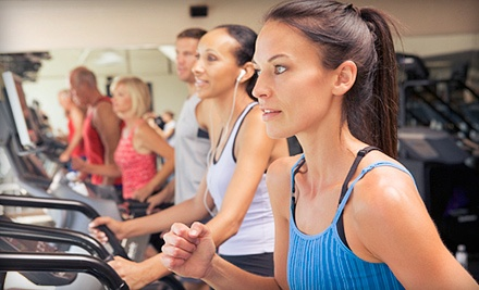 Two or Five-Month Membership Package with Unlimited Classes and Tanning at Anytime Fitness (Up to 76% Off)