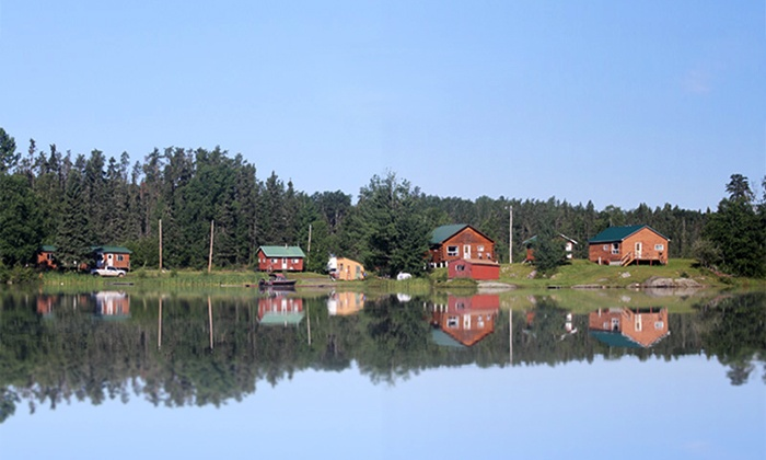 Trapper's Point Camp - Savant Lake: 7-Night Stay for Up to Eight in a Cabin with Boat Launching and Docking at Trapper's Point Camp (Up to 50% Off)