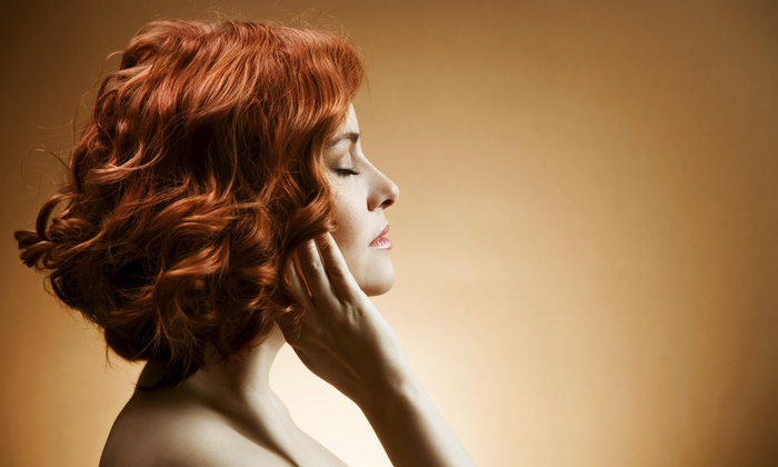 Cindy @ Envision Salon - Butler Beach: Haircut, Deep Conditioning Treatment, and Style from Cindy @ Envision Salon (55% Off)