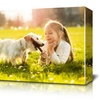 "Up to 82% Off Personalized 16""x24"" Canvases from Fabness"