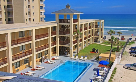 Stay at Coastal Waters Inn in New Smyrna Beach, FL. Dates into December.