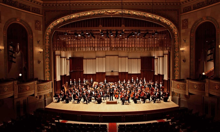 "The Cocktail Hour: Mad Men Era - Orchestra Hall: ""The Cocktail Hour: Mad Men Era"" Symphony Concert at Max M. Fisher Music Center on Friday, March 14 (Up to 69% Off)"