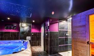 Fish and Spa: 1h30 d'espace privatif avec véritable sauna et jacuzzi, fruits et soft pour 2 ou 4 personnes dès 44 € au Fish and Spa
