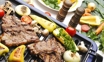 Brasérade accompagnée de salade, frites ou gratin pour 2 ou 4 personnes dès 18 € au restaurant le Chti Charivari