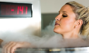 Physical Chiropractic of Tampa Bay: $99 for Three Cryotherapy Sessions at Physical Chiropractic of Tampa Bay ($225 Value)