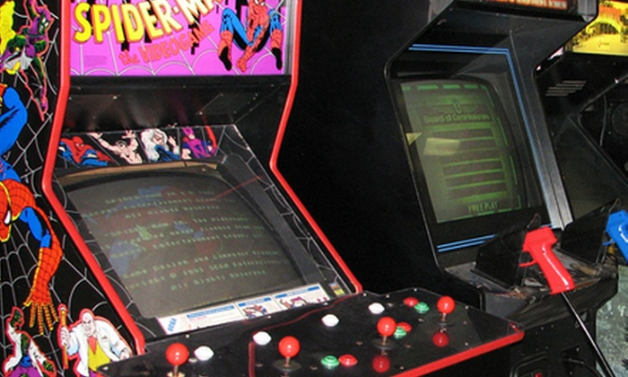 The Neutral Zone - St. Louis: Unlimited Arcade Play for Two, Three, or Four with Soda at The Neutral Zone (Up to 54% Off)