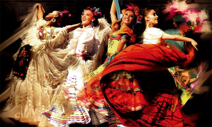 Ballet Folklorico - Verizon Theater at Grand Prairie: Ballet Folklórico de México on September 16 at 8 p.m.