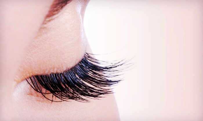 Gianni International Salon - Central Business District: $49 for a Full Set of Eyelash Extensions at Gianni International Salon in Provo ($99 Value)