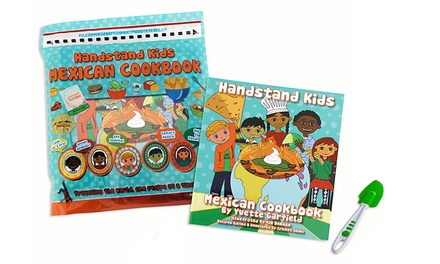 Kids' Mexican Cookbook Kit