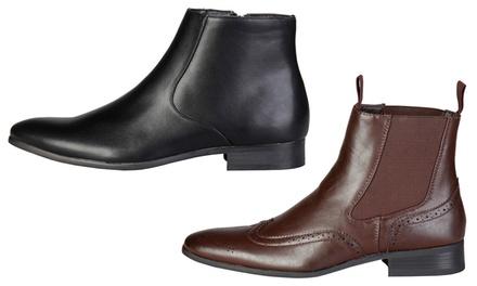 Bottines pour Homme Duca Di Morrone plusieurs modèles aux choix