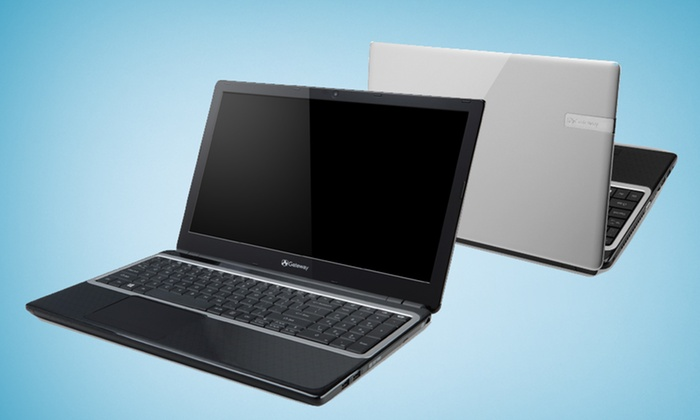 "Gateway 15.6"" Laptop: Gateway 15.6"" Laptop with 4GB Memory (NE52213u) (Manufacturer Refurbished). Free Returns."