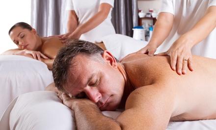 50% Off Couples Massages
