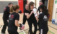 Three or Six Krav Maga Classes for Children or Adults with AR Krav Maga Self Defence Training (60% Off)
