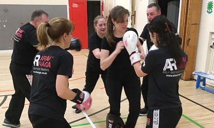 AR Krav Maga Self Defence Training