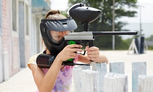 TAG Paintball: Basic Rental Package for Two or Four at TAG Paintball (Up to 46% Off)