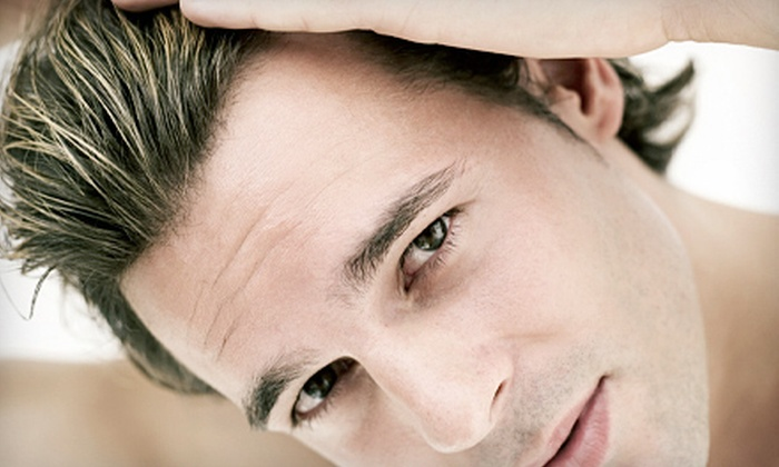 Stress and Wellness Clinic - Central City: 3, 6, or 12 Months of Laser Hair-Restoration Treatments at Stress and Wellness Clinic (Up to 92% Off)