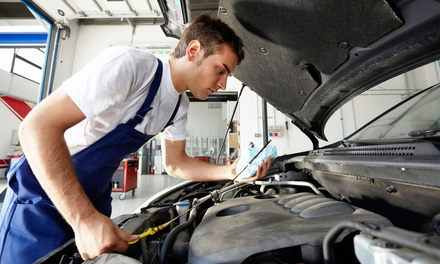 One or Three Valvoline Oil Changes at Tom's Quick Lube (53% Off)