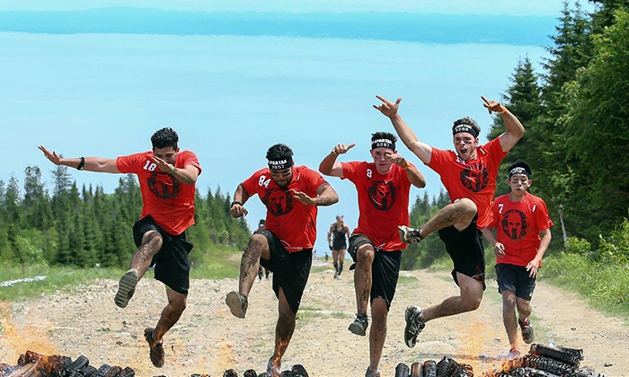 Spartan Race - Multiple Locations: Entry for One to the 5K Spartan Race on May 24 or July 5 (47% Off)
