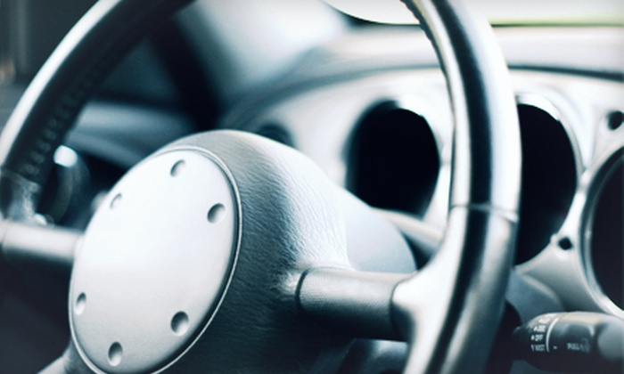 Rockstars Auto Reconditioning - Fishers: $125 for $250 of Auto-Body Work, Auto Detailing, and Hail-Damage Repair at Rockstars Auto Reconditioning