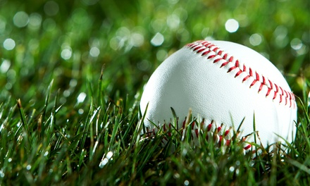 Four or Eight Buckets of Batting-Practice at On-Deck Baseball Training (Up to 43% Off)