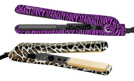 Bellezza Lumino Straightener with Heat-Resistant Bag