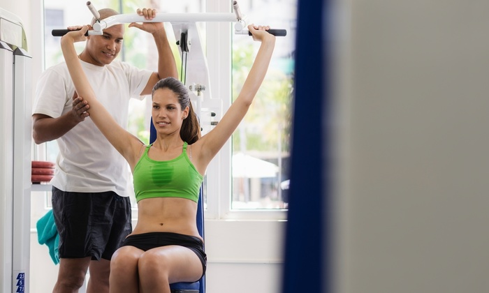 The Iron Peach - Warner Robins: Two Personal Training Sessions at The Iron Peach