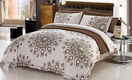 100% Cotton New Season 6-Piece Duvet Cover Set
