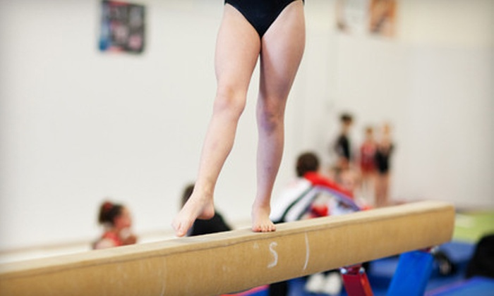 Eagle Ridge Gymnastics - Rio Rancho: $32 for One Month of Children's Classes at Eagle Ridge Gymnastics ($74.18 Value)
