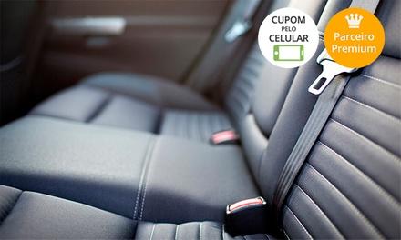 Ideal Couros – Cidade do Automóvel: revestimento em couro ecológico para carros pequenos, médios, grandes e de 7 lugares